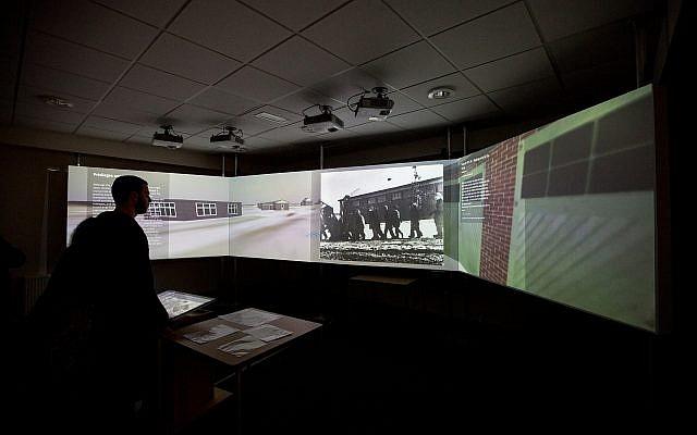 Westerbork exhibition
